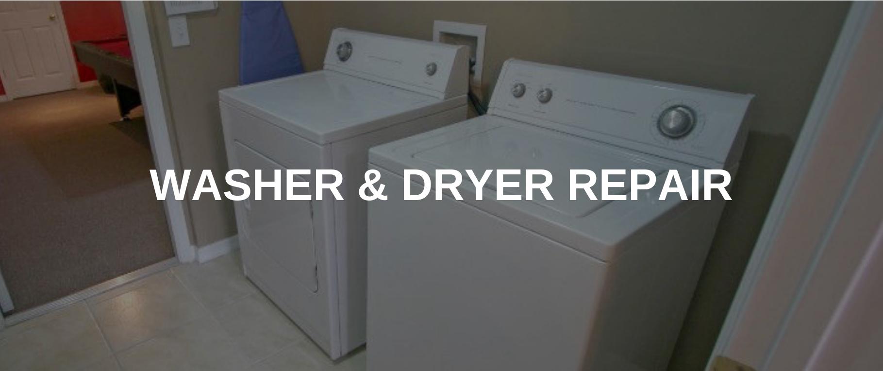 washing machine repair city st
