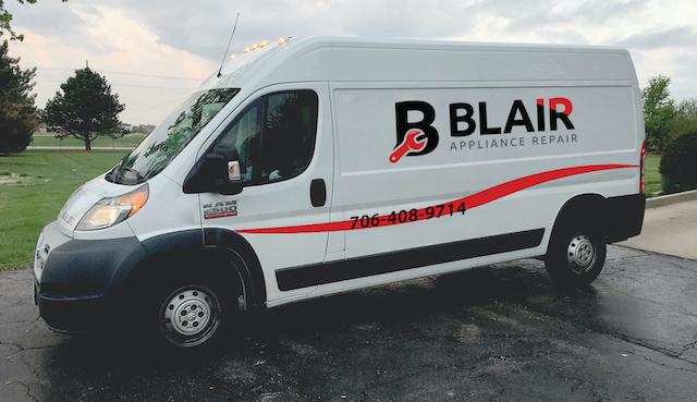 appliance repair van in columbus ga
